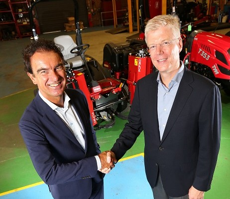 Royal Reesink Completes Acquisition Of Lely Turfcare