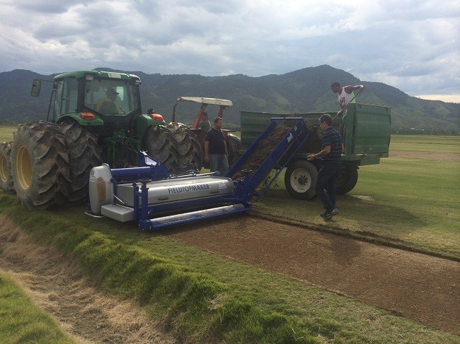 The Koro Field Top Maker Promotes New Growth At Rio Olympic Golf Course