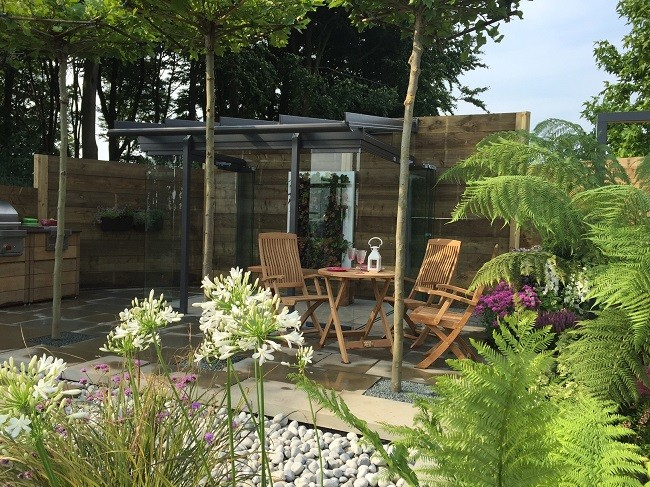 Solarlux Contributes To Best Show Garden