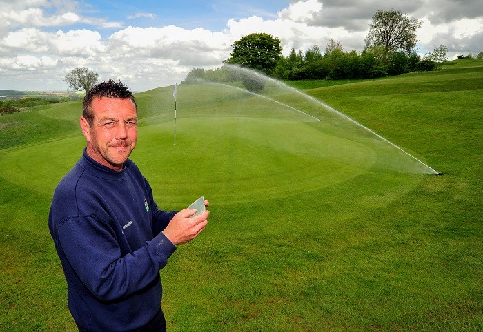 Ramsdale Park Irrigation System Refit Made Easy