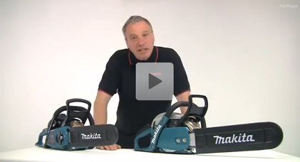 Makita Chainsaws With Alan Holtham